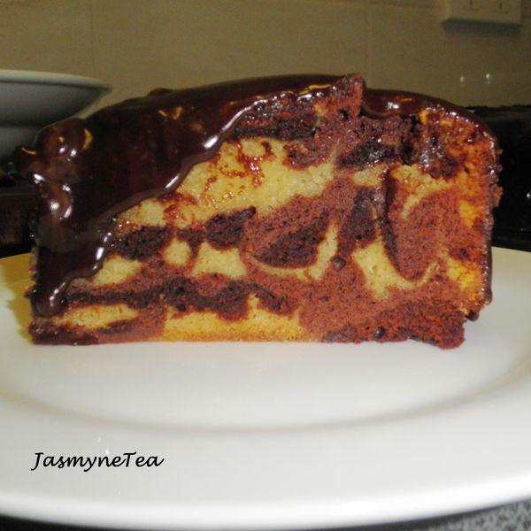 Caramel chocolate mud cake recipe